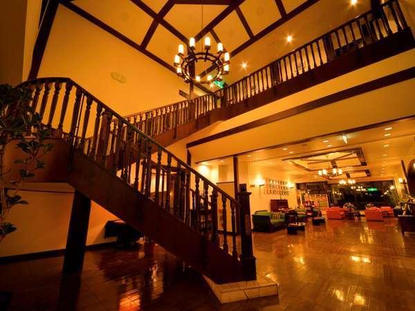 当館はクラッシックな雰囲気が漂う高原ホテルです。