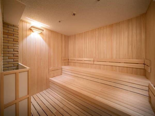 男性大浴場【サウナ】