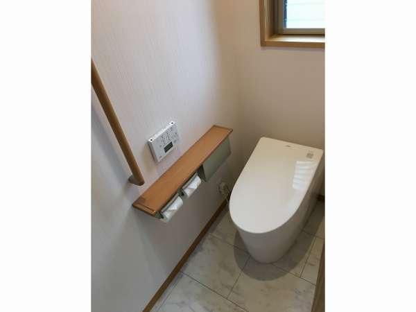 【独立式トイレ】