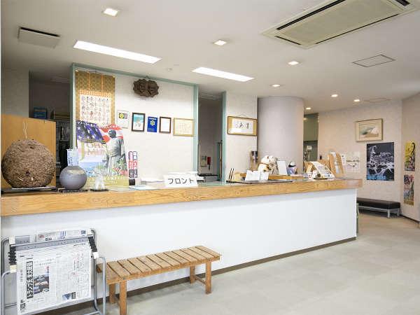 【フロント】何かございましたら、フロント富田までお申し付けください(^^)