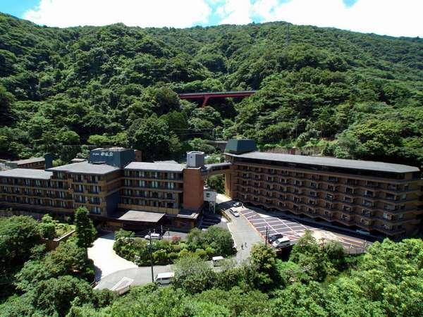 箱根湯本ホテル南風荘の宿泊予約