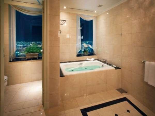 エグゼクティブスイートダブル バスルーム
