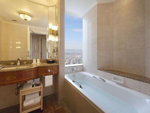 ジュニアスイート バスルーム Junior Suite