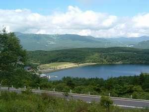白樺高原・女神湖には、レジャースポット・スポーツ施設が充実!!