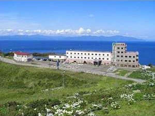 ◆北海道を望める外観