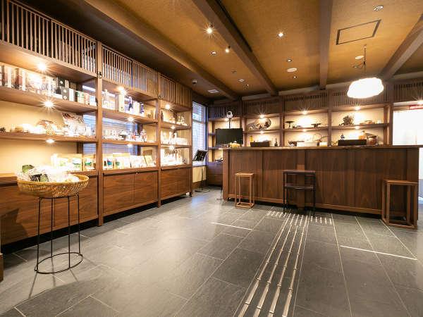 【門前宿ショップ】オリジナル商品をはじめ、奈良の名品を取り揃えております。