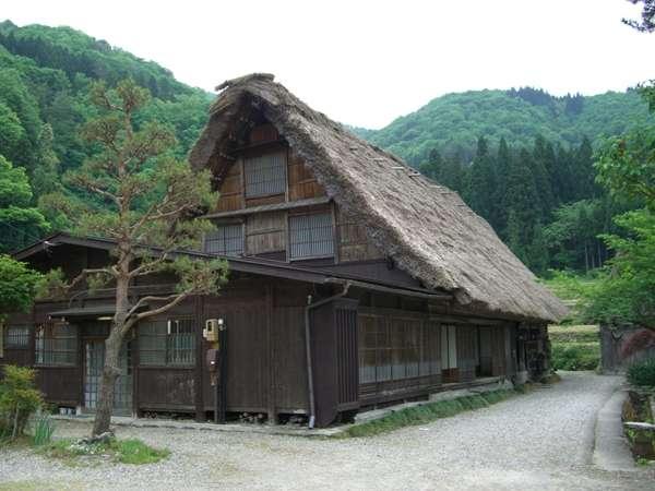 世界文化遺産白川郷合掌造りの宿へようこそ。