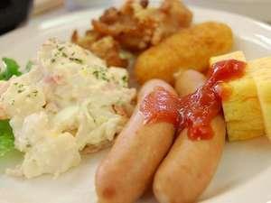 品数豊富なバイキング朝食♪お好きなものをお好きなだけお召し上がり下さいませ☆