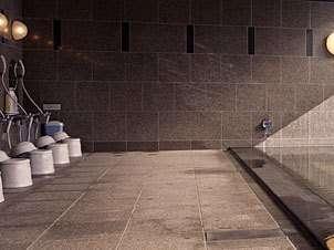 天然温泉「旅人の湯」は男女別の大浴場です。【ご利用時間】15:00~2:00_5:00~10:00
