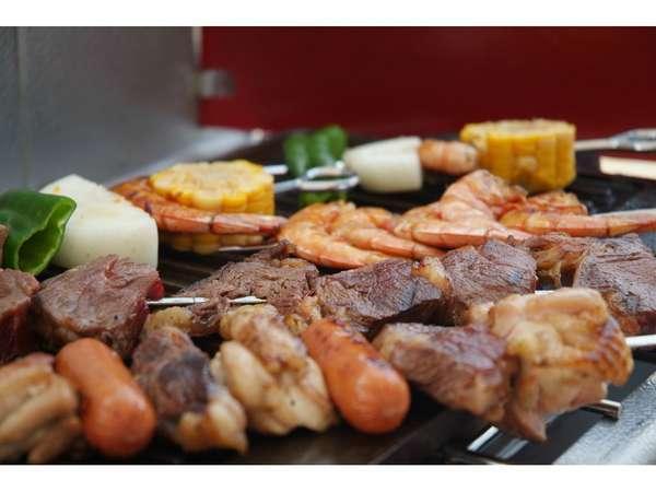 お友達、カップル、ご家族で、BBQをお楽しみいただけます!