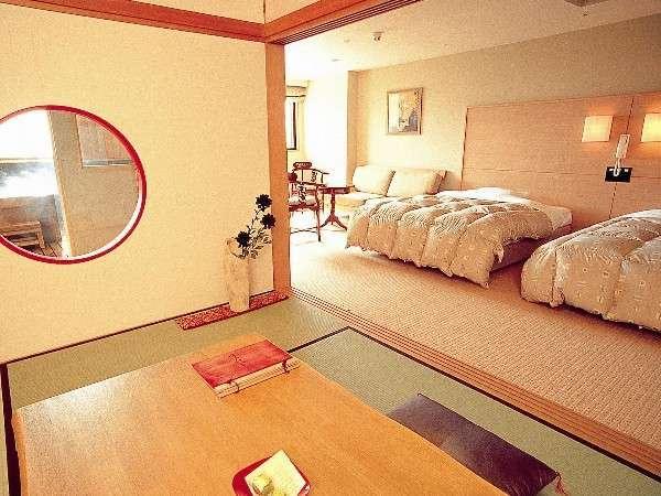 個室温泉付特別室(80㎡)4階※禁煙