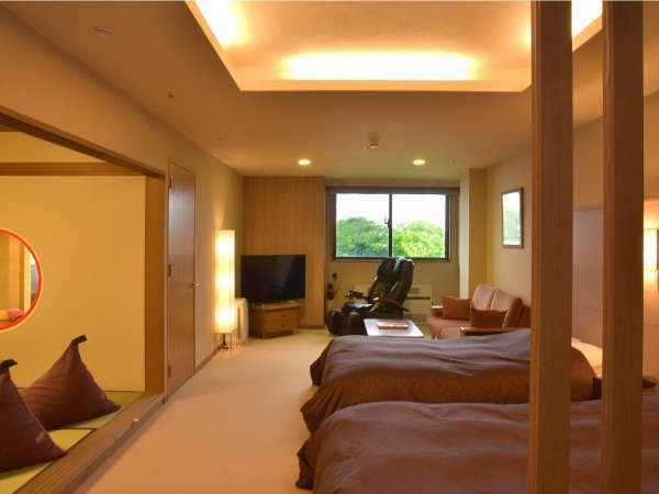 個室温泉付特別室(80㎡)4階 ※禁煙