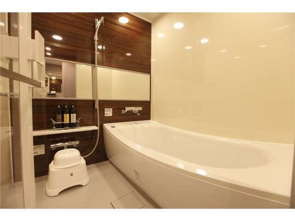浴室(ツイン・アマネクダブル)