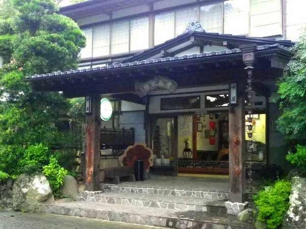 *七沢温泉で最も古い老舗旅館です。