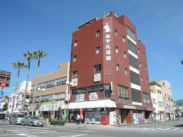★*延岡駅より徒歩1分以内!駅前に立つ老舗ビジネスホテルです