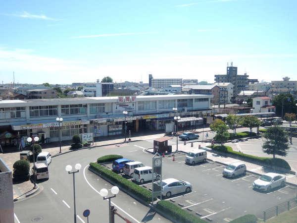 ★*JR日豊本線延岡駅から当館までは徒歩1分!アクセス抜群です