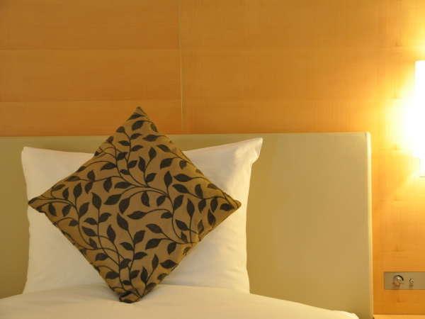 サータ社製のポケットコイルベッドを全客室に採用