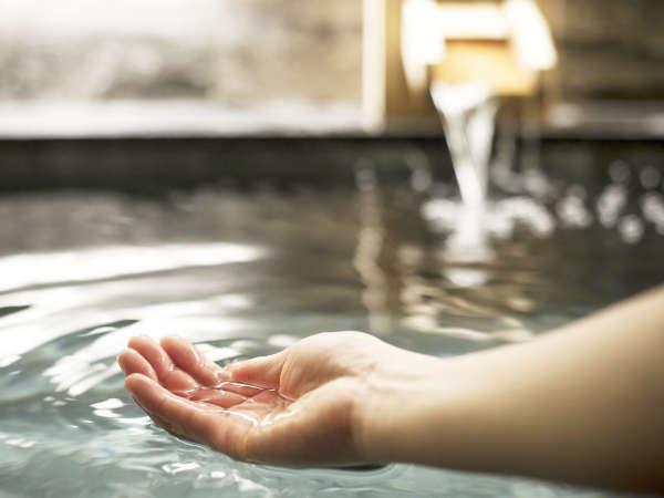 【-源泉湯-】 城崎でも数少ない源泉かけ流しスタイルのプライベートスパ