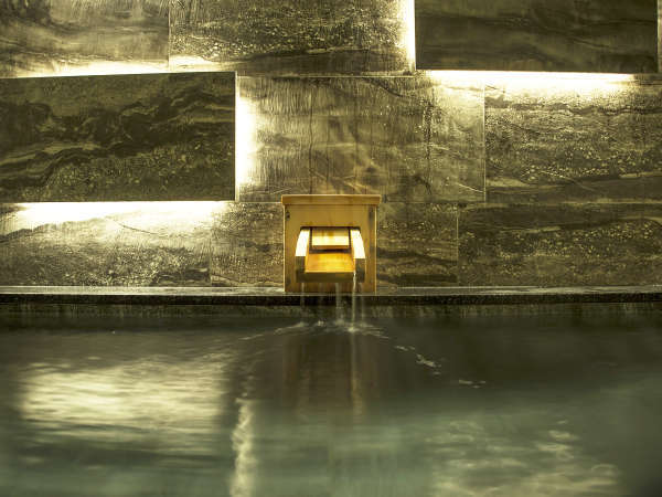 【-かけ流し-】 名湯と詠われる古の城崎温泉。希少なかけ流しでお楽しみください。