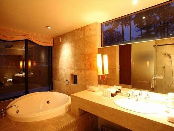 【バスルーム】お部屋により様々なタイプをご用意♪(イメージ)