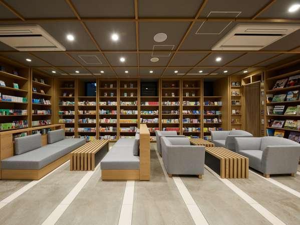 【ランプライトブックス】 読書のためにデザインされた空間