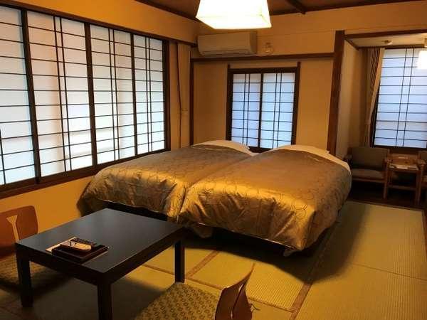 【シモンズベッド】10畳和室