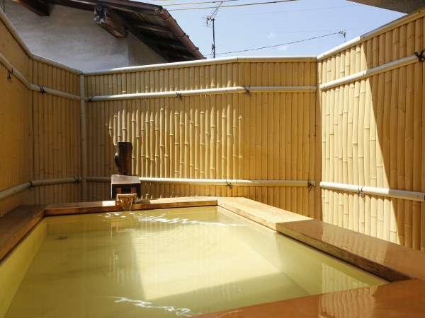【貸切風呂】「天橋立温泉」の半露天風呂