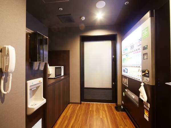 ■自動販売機・製氷機・電子レンジ(6・12階)