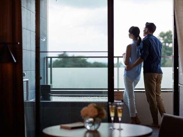 【伊豆マリオットホテル修善寺】富士山を望む好ロケーション、自然に包まれる特別な一日を。