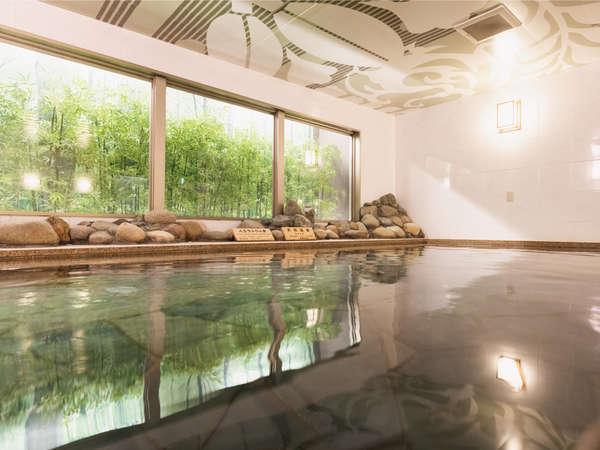 女子大浴場(天照ラジウム温泉)