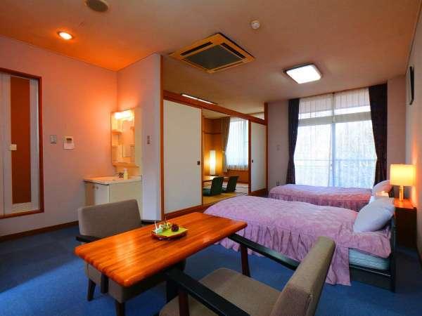 【guest room ガーデンあずみ野】自然の癒し感じて下さい 天然温泉 広々客室のんびりストレスフリー