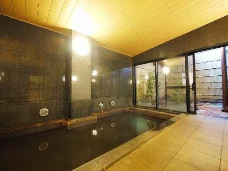 大浴場~天然温泉~