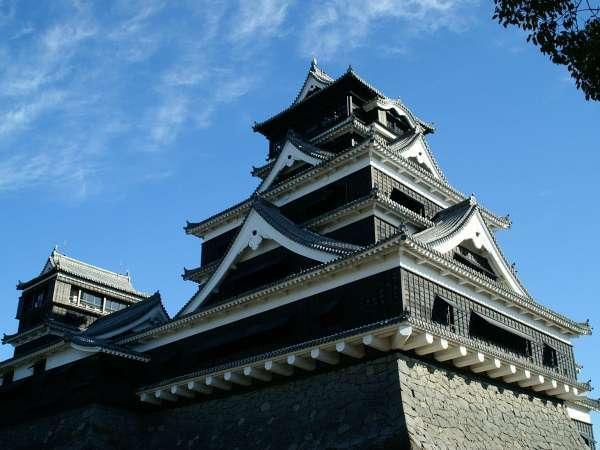 熊本城まで徒歩5分
