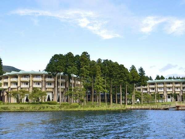 【ザ・プリンス 箱根芦ノ湖(旧ザ・プリンス箱根)】『自然の中でホテルを楽しむ「館内利用券付き宿泊プラン」販売中』