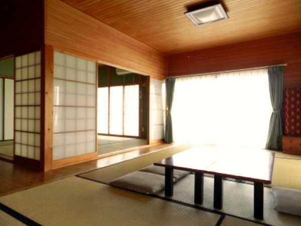 【海側客室一例】窓の外には英虞湾が広がります♪