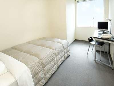 清潔で機能的な客室で快適にお休みいただけます!