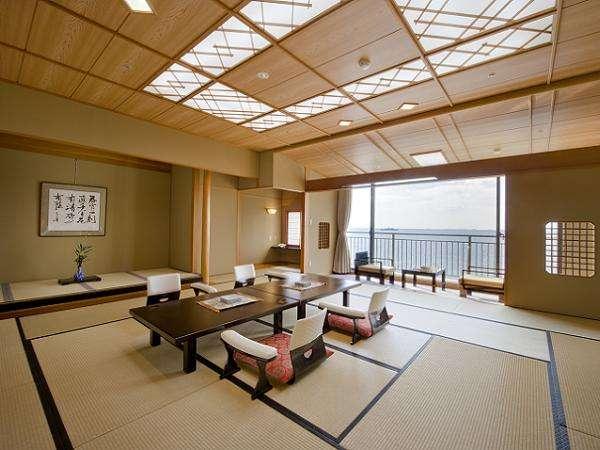 凪亭 数寄屋造り特別室-心和む設え、ゆとりの空間