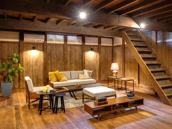 【スイート YATA 102】伝統的な「土蔵」の建築様式がそのままに