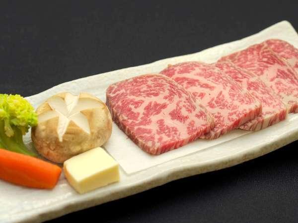 鳳来牛ステーキ※イメージ