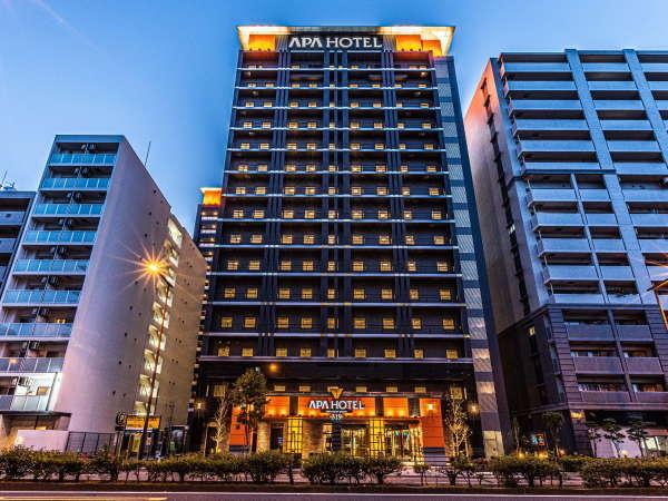 アパホテル〈新大阪駅前〉(全室禁煙)2020年5月26日開業 - 宿泊予約は ...