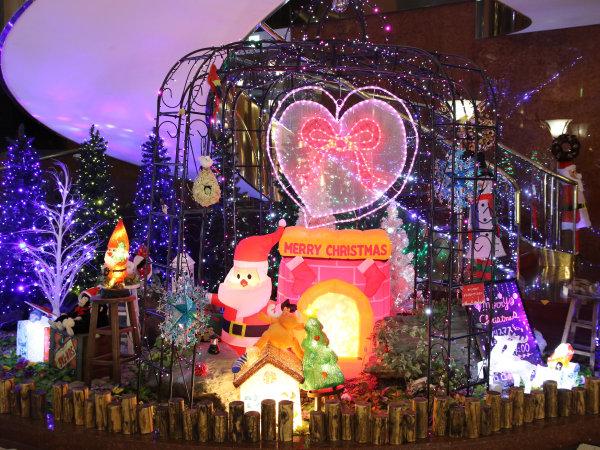 【クリスマスフェスタ】期間限定!館内がクリスマスに大変身♪11月下旬~開催予定!