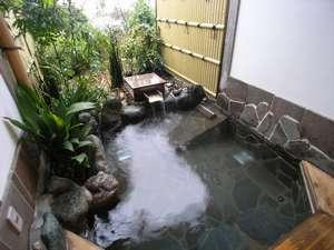 温泉貸切露天風呂