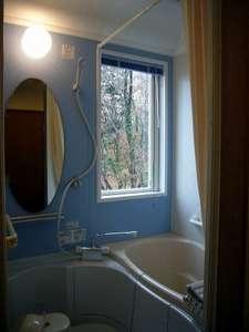 セミスイート(205号室)のバスルーム