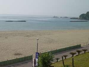 遠浅できれいな浜詰海岸!