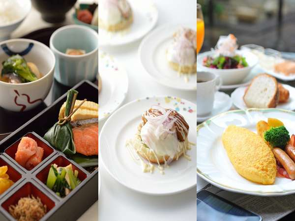 【朝食】一例