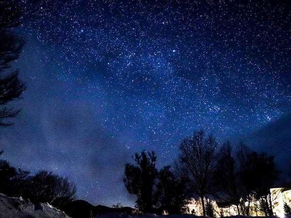 降るような満点の星空~裏磐梯で一番星空に近いホテル~