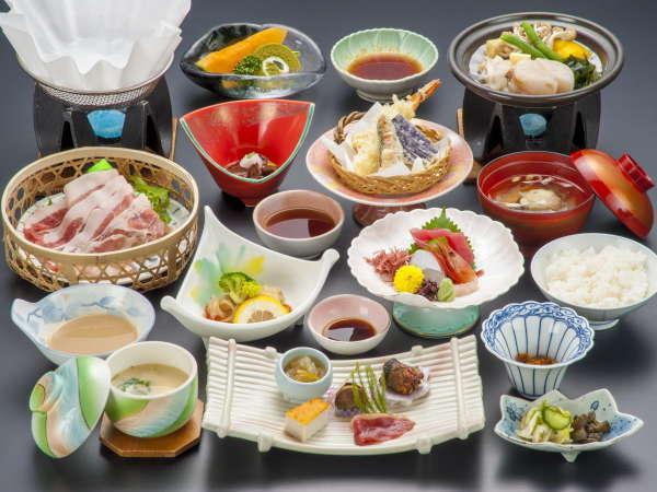 スタンダード錦膳【食事一例】