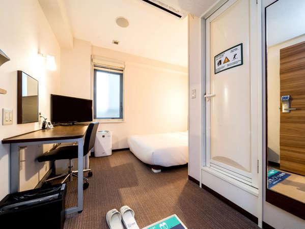 【シングルルーム】140cmワイドベッド 定員2名(添い寝も定員に数えます)