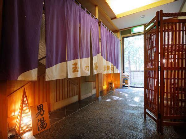 大浴場入り口