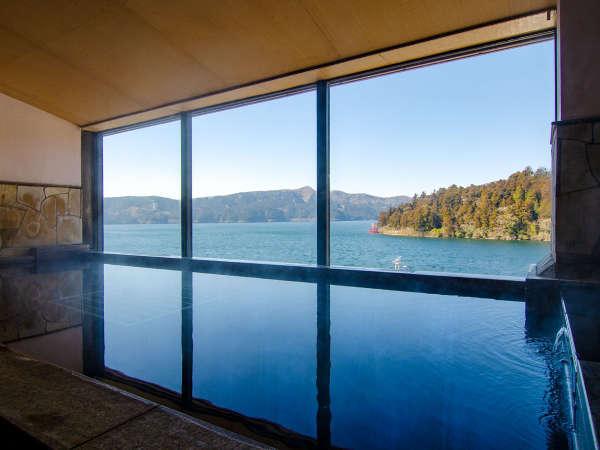 【ホテル むさしや】箱根芦ノ湖畔の温泉ホテル。元箱根港にほど近く観光に便利な立地